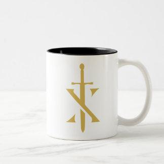 Knights Paladin Coffee Mug