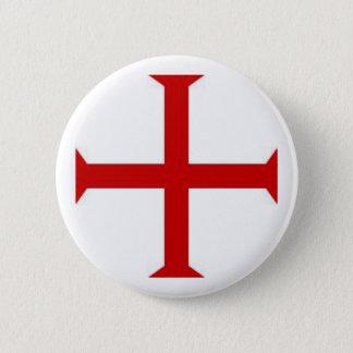 Knights Templar 2 2 Inch Round Button