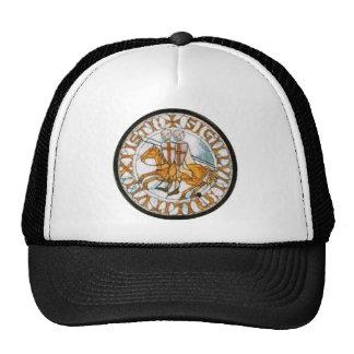 Knights Templar #3 Trucker Hat