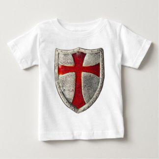 Knights Templar Baby T-Shirt