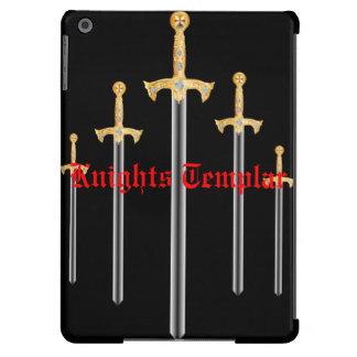 Knights Templar Case For iPad Air