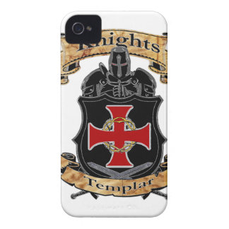 Knights Templar Case-Mate iPhone 4 Case