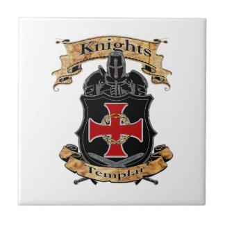 Knights Templar Ceramic Tiles