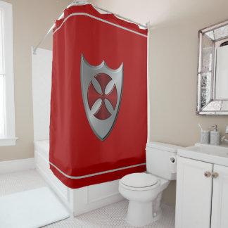 Knights Templar Cross and Shield