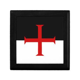 Knights Templar Flag Gift Box