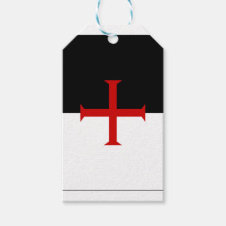 Knights Templar Flag Gift Tags