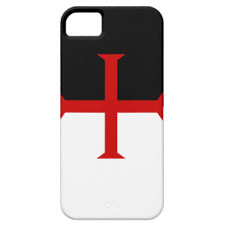 Knights Templar Flag iPhone 5 Case