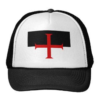 Knights Templar Mesh Hat