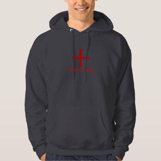 knights templar hoodie