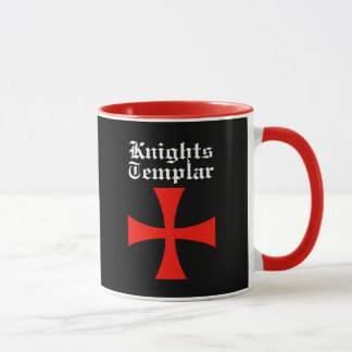 Knights Templar* Jacques de Molay Cup