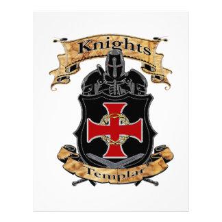 Knights Templar Letterhead
