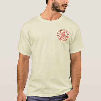Knights Templar Middle East Tour T-Shirt