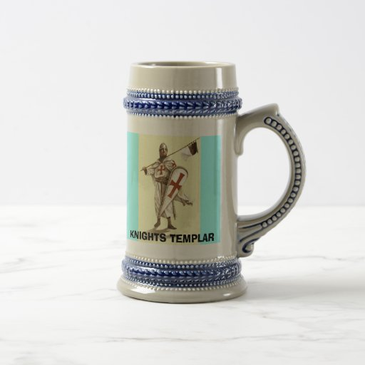 KNIGHTS TEMPLAR COFFEE MUG