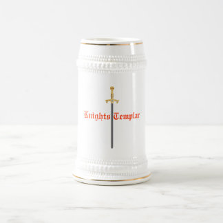 Knights Templar Mug