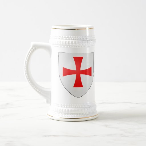 Knights Templar stein Mugs