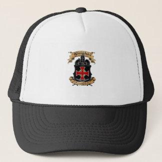Knights Templar Trucker Hat