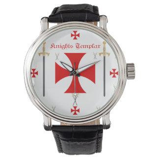 Knights Templar Wrist Watch
