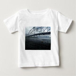 Knik River Bridge Baby T-Shirt