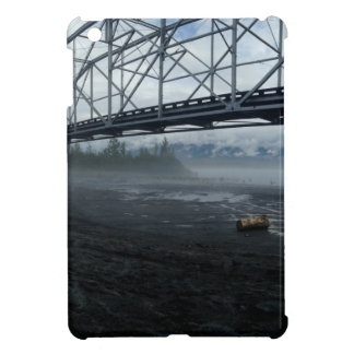 Knik River Bridge Cover For The iPad Mini