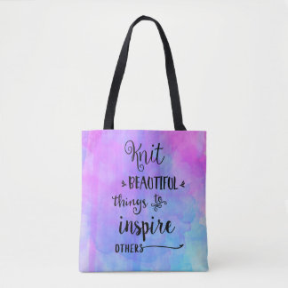 Knit Beautiful Things Bag