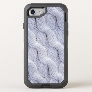 Knit Braids OtterBox Defender iPhone 7 Case