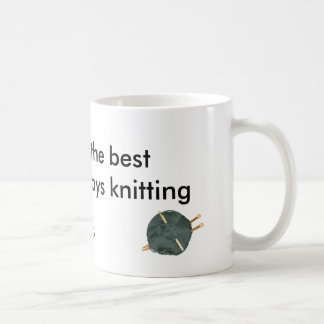 Knit Crochet Mug