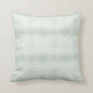 knit design pillow