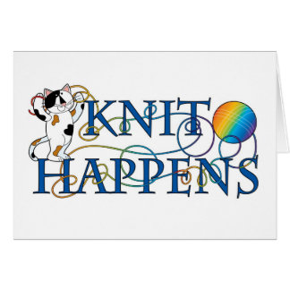 Knit Happens Card