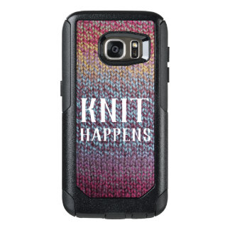 Knit Happens OtterBox Samsung Galaxy S7 Case