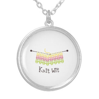 Knit wit jewelry