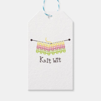 Knit Wit Pack Of Gift Tags