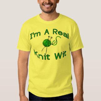 Knit Wit Tshirts