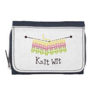 Knit Wit! Wallet