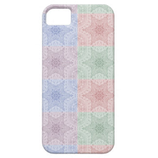 Knitted clolorful pattern iPhone 5 cases