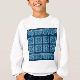 Knitted Decorative Background2 Sweatshirt