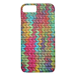 Knitted Look iPhone 7 case
