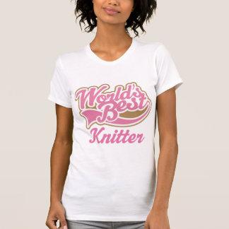 Knitter Gift Tee Shirts