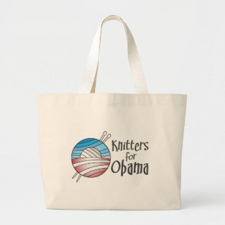 Knitters for Obama, Tote