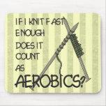Knitting Aerobics