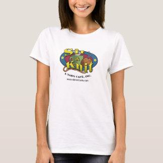 Knitting Cafe T-Shirt