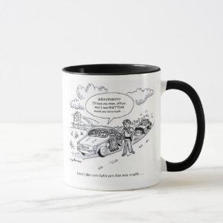 Knitting Humor Mug