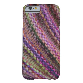 Knitting in Sunset Colours Barely There iPhone 6 Case