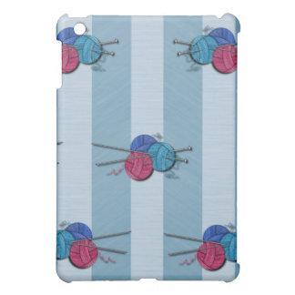 Knitting iPad Case