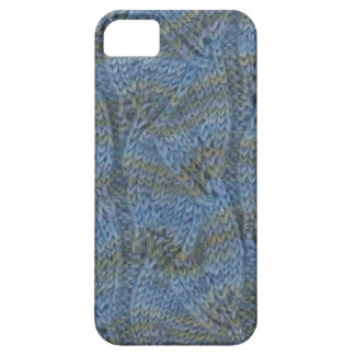 Knitting leaf lace sock for iPhone iPhone 5 Case