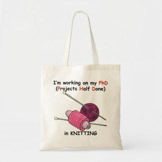 Knitting PhD