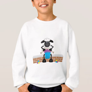 Knitting Sheep For Ewe Sweatshirt