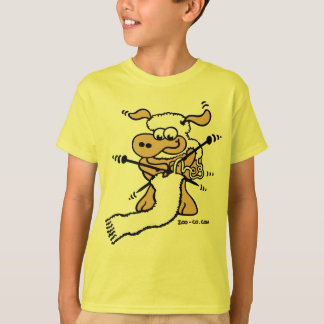 Knitting Sheep T-Shirt