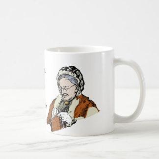Knitting the Secret to Longevity Mug