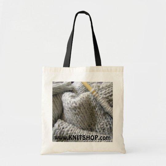 Knitting/ Tote Bag