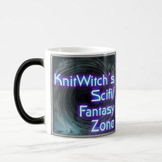 Knitwitch -Morphing Mug